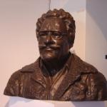 opdracht borstbeeld Luxemburg, brons.