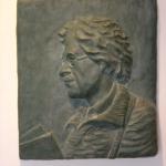 Monument voor een zeiler, brons