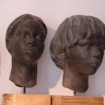 Broer en zus 2, brons